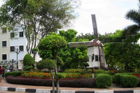Thành phố đa sắc màu Malacca - 1