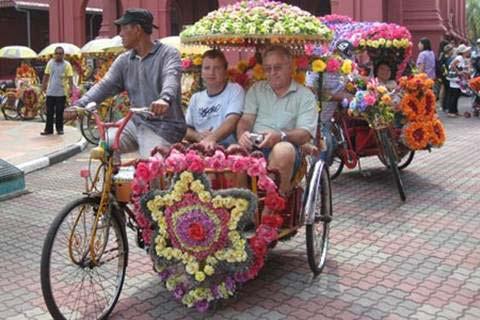 Thành phố đa sắc màu Malacca - 3