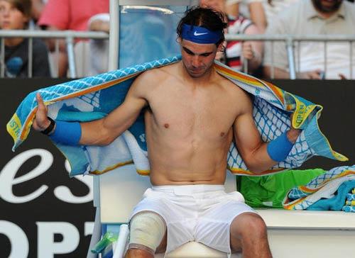 Chấn thương có phá hủy Nadal? - 1