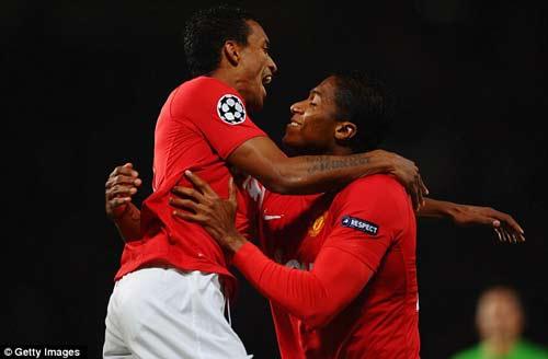 MU: Nani, Valencia có thể đá cùng nhau? - 2