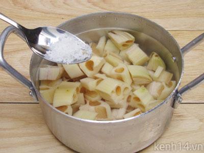 Bò kho củ sen thơm nức đưa cơm - 5