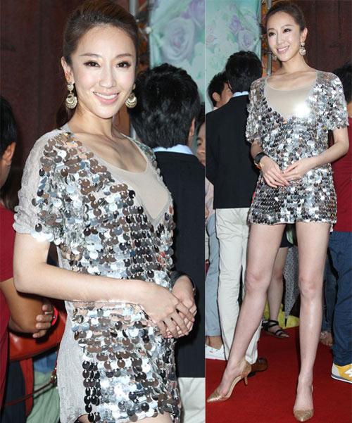 """""""Mỏi mắt"""" tìm quần hộ người mẫu xứ Đài - 3"""
