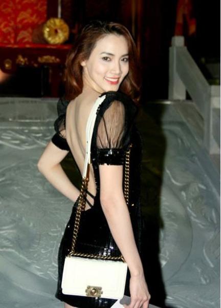 """Trang Nhung và những scandal """"may mắn"""" - 2"""