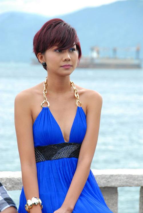 Người đẹp Việt sexy nóng bỏng trên phim - 5