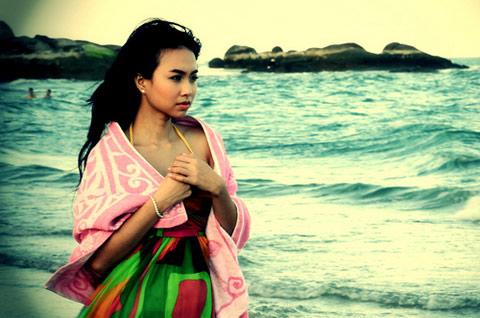 Người đẹp Việt sexy nóng bỏng trên phim - 18