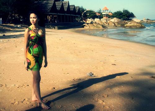 Người đẹp Việt sexy nóng bỏng trên phim - 19