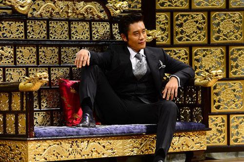 Cảnh động phòng của Lee Byung Hun - 4