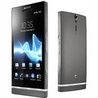Sony Xperia S màu bạc ra mắt