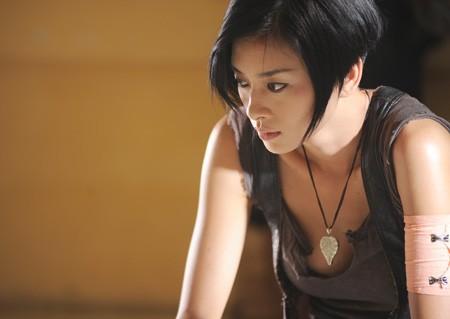Người đẹp Việt sexy nóng bỏng trên phim - 2