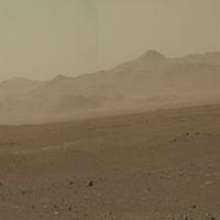 Tàu Curiosity gửi ảnh sao Hỏa phân giải cao