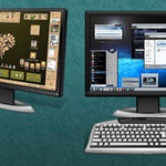 Công nghệ thông tin - Điều khiển 9 máy tính chỉ với 1 bộ bàn phím và chuột