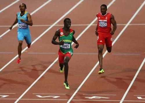 """Olympic 2012: """"Cơn mưa"""" kỷ lục - 1"""