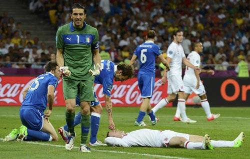 Anh – Italia: Phiên bản Euro tập 2 - 2