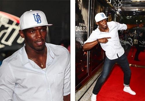 """Usain Bolt gia nhập """"Biệt đội đánh thuê"""" - 1"""