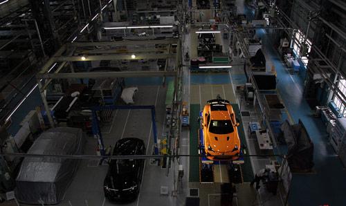 Khám phá nhà máy sản xuất  Lexus LFA (Kỳ I) - 1