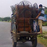 Phong cách Giao thông chỉ ở Việt Nam (4)