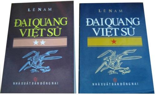 """""""Đại quang Việt sử""""… đảo lộn lịch sử - 1"""