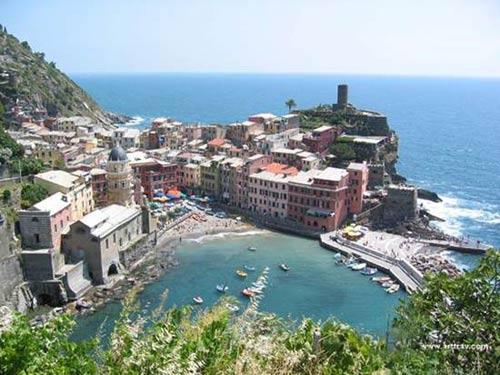 Ngất ngây 8 bãi biển đẹp nhất Italy - 3