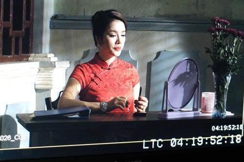 Lộ ảnh Lý Nhã Kỳ trong phim mới - 3