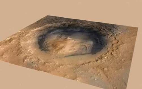 Thử nghiệm di chuyển tàu thám hiểm Sao Hỏa - 1