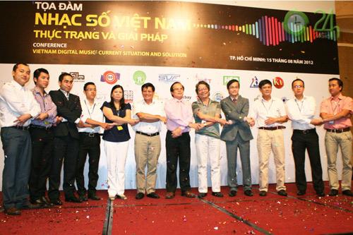 Thu phí tải nhạc trực tuyến ở Việt Nam từ 1/11 - 11