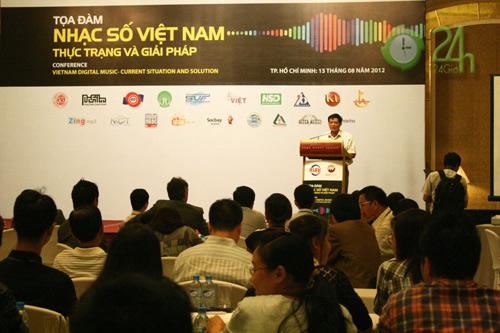 Thu phí tải nhạc trực tuyến ở Việt Nam từ 1/11 - 6