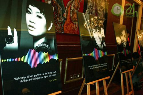 Thu phí tải nhạc trực tuyến ở Việt Nam từ 1/11 - 2