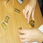 Tài chính - Bất động sản - SJC hiện tồn 7.000 lượng vàng móp méo