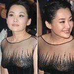 Thời trang - Sao Hoa ngữ 43 tuổi khoe thềm ngực đầy