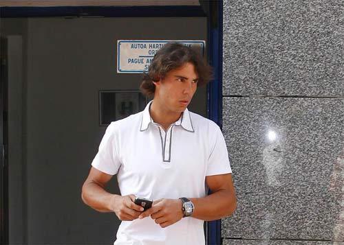 Chấn thương hành hạ, Nadal tạm biệt US Open - 1