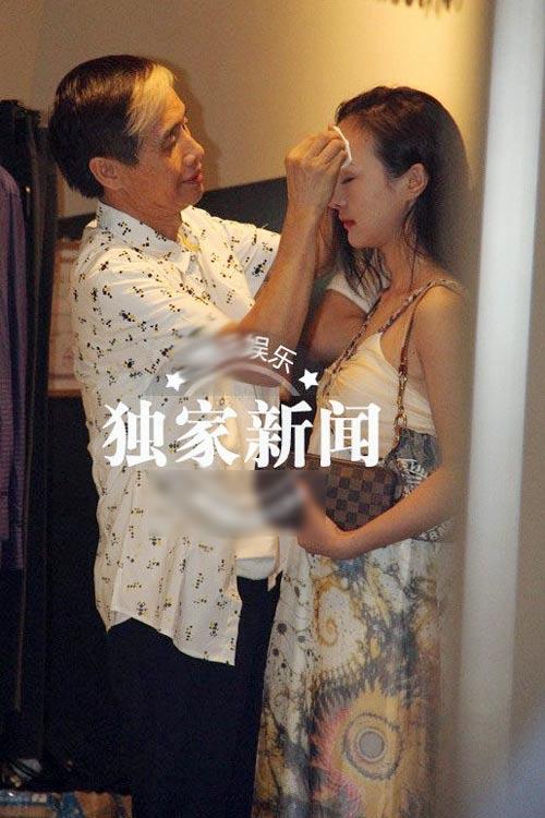 Gan Lulu cặp kè đạo diễn 53 tuổi - 4