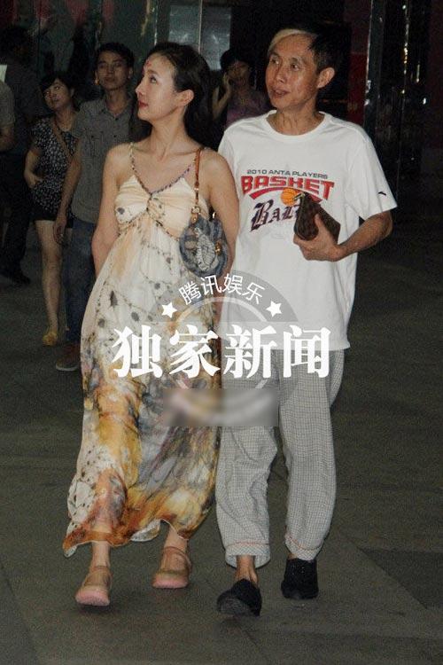 Gan Lulu cặp kè đạo diễn 53 tuổi - 2