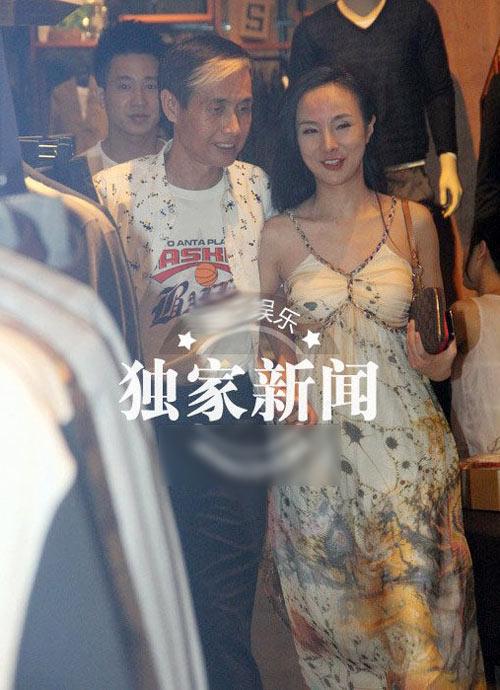 Gan Lulu cặp kè đạo diễn 53 tuổi - 1
