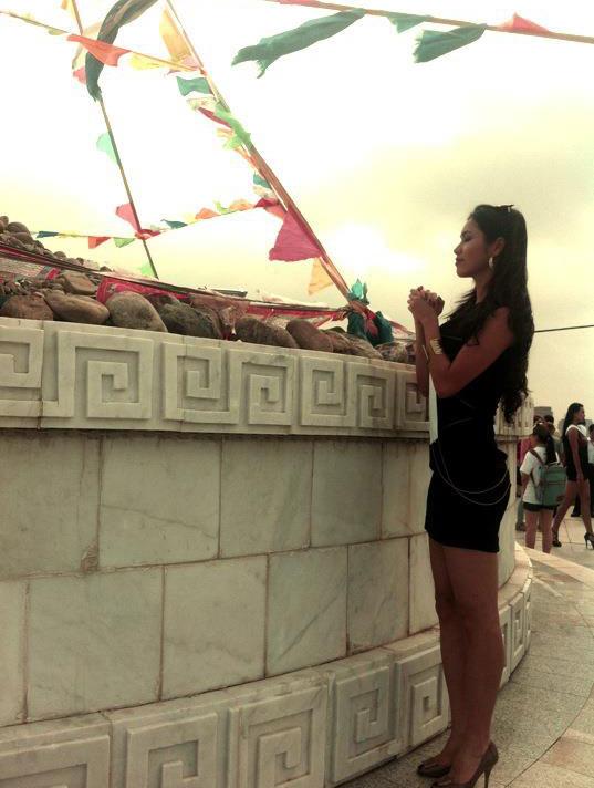 Hoàng My nhảy tưng bừng tại Miss World - 5