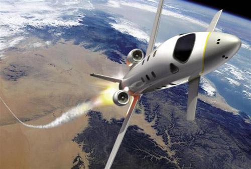 Chiêm ngưỡng những mẫu máy bay tương lai - 3