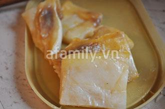 Giòn mát món dưa leo trộn khô cá thu - 3
