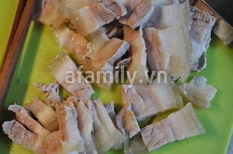 Giòn mát món dưa leo trộn khô cá thu - 4