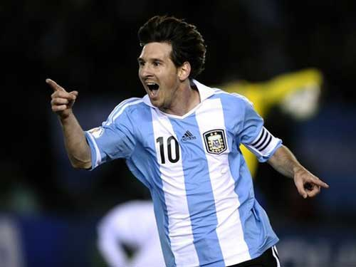 ĐT Argentina: Dưới hơi thở Messi - 2