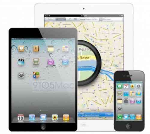 iPad Mini giống iPod Touch cỡ lớn? - 1