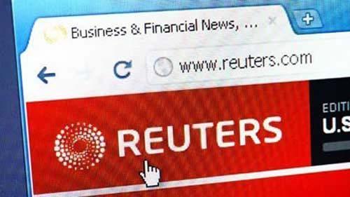 Reuters lại bị hacker đột nhập và đăng bài giả mạo - 1