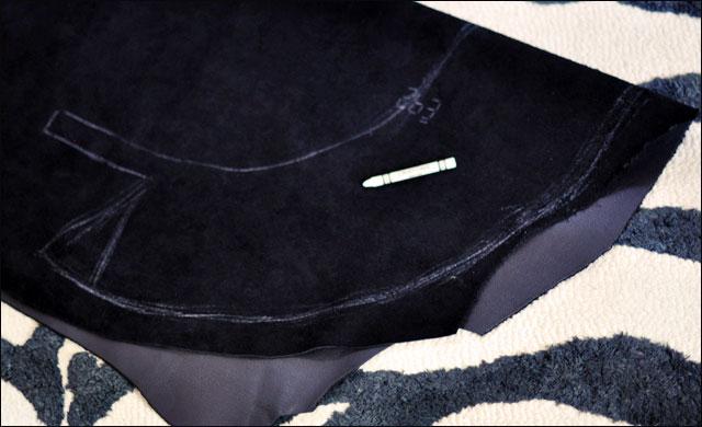 Chế thắt lưng peplum sành điệu - 2