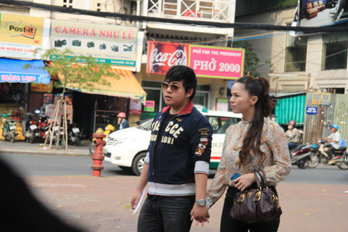 """Quang Lê về nước bí mật """"hẹn hò"""" - 6"""