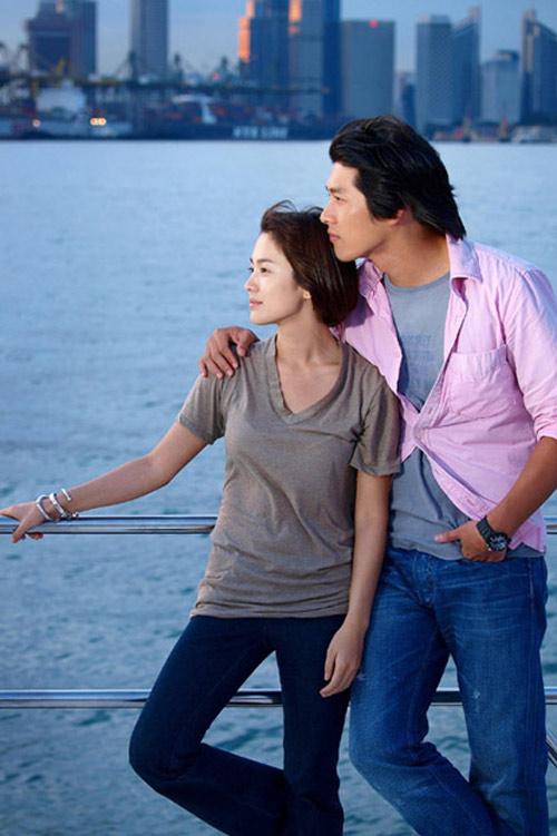 Song Hye Kyo cặp mỹ nam trong phim mới - 3