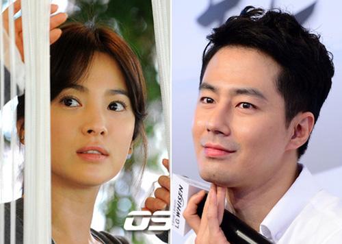 Song Hye Kyo cặp mỹ nam trong phim mới - 2