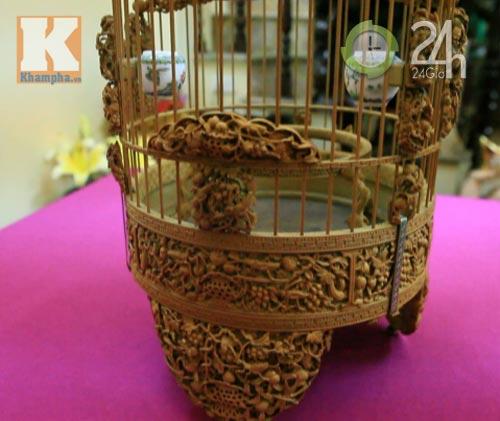 Lồng chim tiền tỉ của đại gia Việt - 6