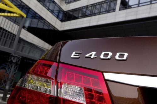 Mercedes E400 Hybrid: Thách thức đối thủ - 10