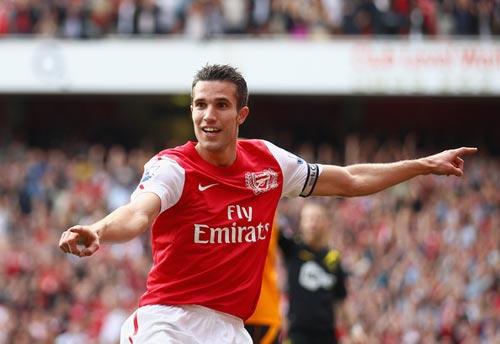 Arsenal bán Persie: Vì sao là MU? - 1