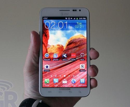 Galaxy Note đạt 10 triệu chiếc: Samsung mừng ra mặt - 2