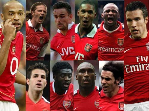 """Arsenal: Những thương vụ """"siêu lợi nhuận"""" - 1"""