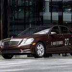 Ô tô - Xe máy - Mercedes E400 Hybrid: Thách thức đối thủ